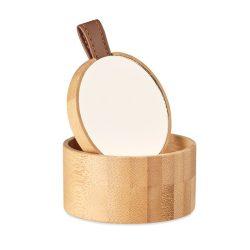 Cutie de bijuterii cu oglinda, Item with multi-materials, wood