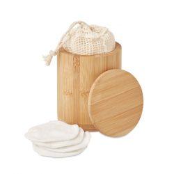 Set servetele / cutie  bambus, Item with multi-materials, wood