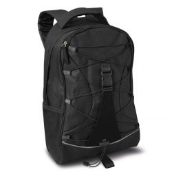 Rucsac, 600D Polyester, black
