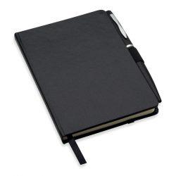 Carnetel A6 cu pix, Paper, black