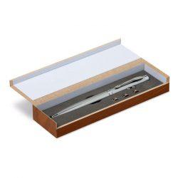 Pix cu laser, Item with multi-materials, silver