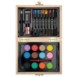 Set compact pentru pictura, Wood, wood