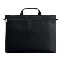 Geanta pentru documente, 600D Polyester, black