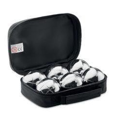 Joc cu bile, 7.3 cm, Item with multi-materials, black