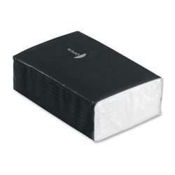 Pachet servetele mici hartie, Item with multi-materials, black