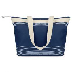 Geanta de plaja 600D/panza, Polyester, blue