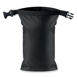 Geanta mica rezistenta la apa, PVC, black