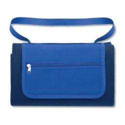 Patura picnic, Fleece, blue