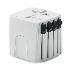 MUV mirco. 2-pole, Plastic, white
