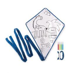 Zmeu copii, Item with multi-materials, blue