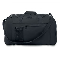 Geanta sport 600D, 600D Polyester, black