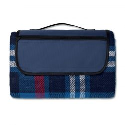 Paturica picnic acryl, Acrylic, blue