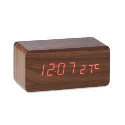 Statie meteo cu incarcator, Wood, wood