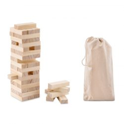 Turn de joc in sac din bumbac, Item with multi-materials, wood