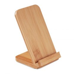 Stand bambus incarcare wireles, Bamboo, wood