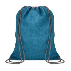 Rucsac din poliester fleece, Polyester, blue
