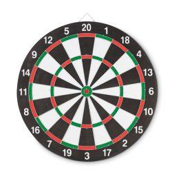 Ținta darts, cu doua laturi, Paper, multicolour