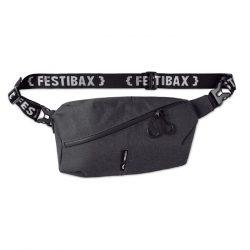 Festibax® Basic, Polyester, black