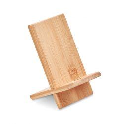 Suport pt. telefon de bambus, Bamboo, wood