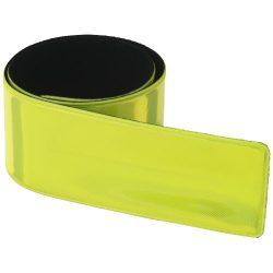 Hitz compliant neon safety slap wrap