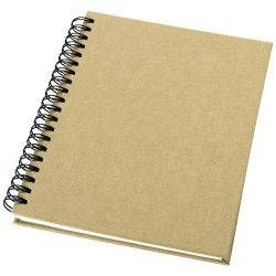 Mendel recycled notebook