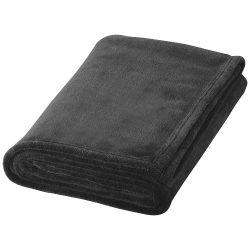 Bay extra soft coral fleece plaid blanket