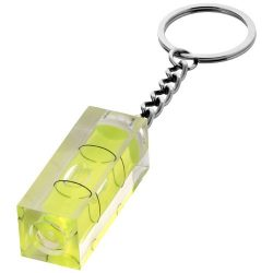 Leveler spirit level keychain