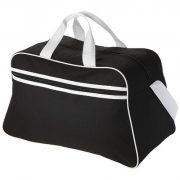 San Jose sports duffel bag