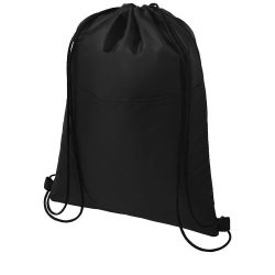 Oriole 12-can drawstring cooler bag