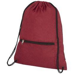 Hoss foldable drawstring backpack