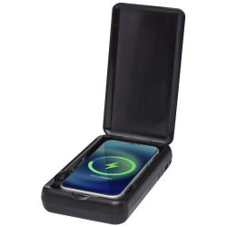 Nucleus UV smartphone sanitizer with 10.000 mAh wireless power bank
