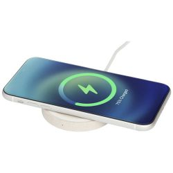 Naka 5W wheat straw wireless charging pad