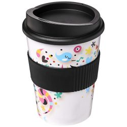 Brite-Americano® Medio 300 ml tumbler with grip