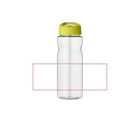 H2O Base® 650 ml spout lid sport bottle