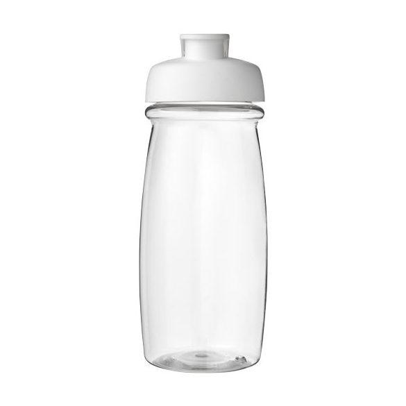 H2O Pulse® 600 ml flip lid sport bottle