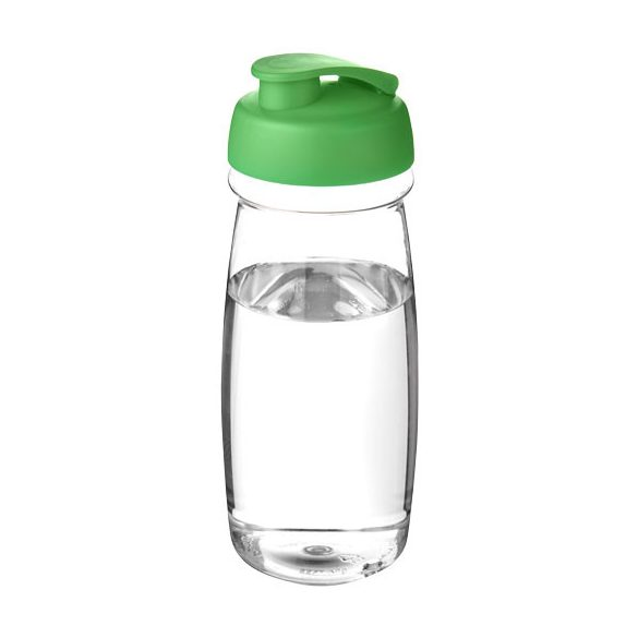 H2O Pulse® 600 ml flip lid sport bottle