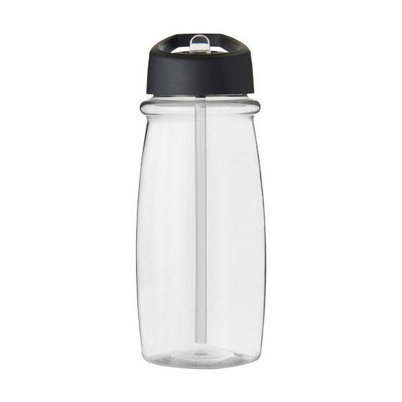 H2O Pulse 600 ml spout lid sport bottle