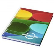 Wire-o A6 notebook hard cover
