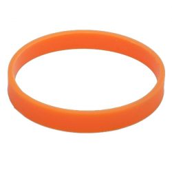 FANCY ring for thermo cup,  orange