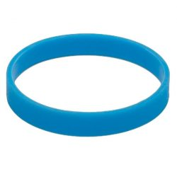 FANCY ring for thermo cup,  light blue