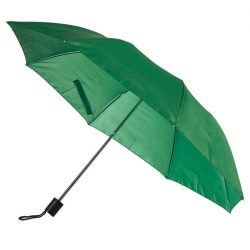 USTER folding umbrella,  green