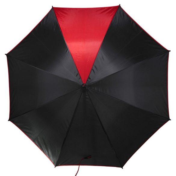 DAVOS automatic umbrella,  black/red