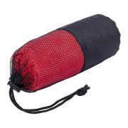 SPARKY sports towel, red