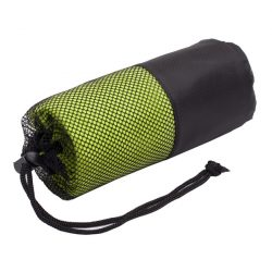SPARKY towel for sport,  light green