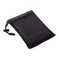 FRISKY towel for sport, black