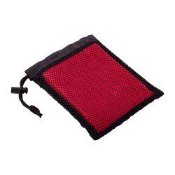 FRISKY towel for sport, red