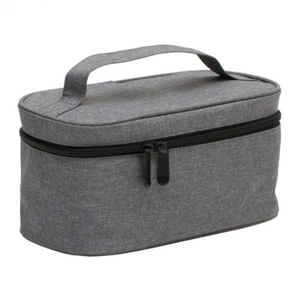 DOVER cosmetic bag,  grey