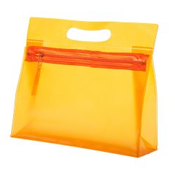 TRAVEL cosmetic bag,  orange