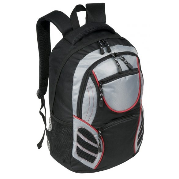 NASHVILLE Backpack to school,  black