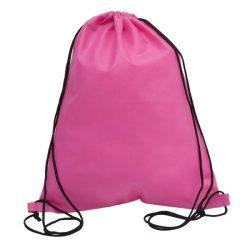 NEW WAY drawstring backpack,  pink